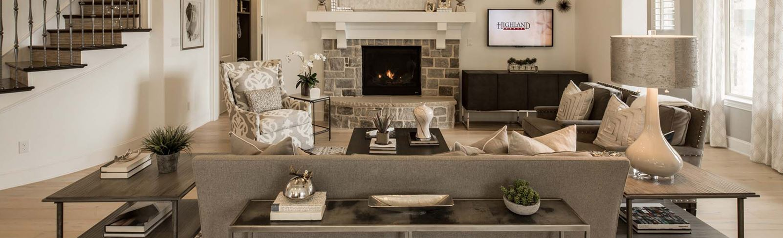 Hollyhock model homes in Frisco TX