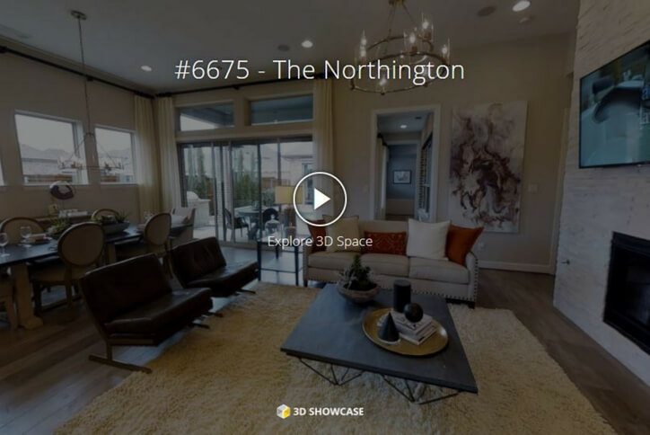 3D Virtual Tours at Hollyhock