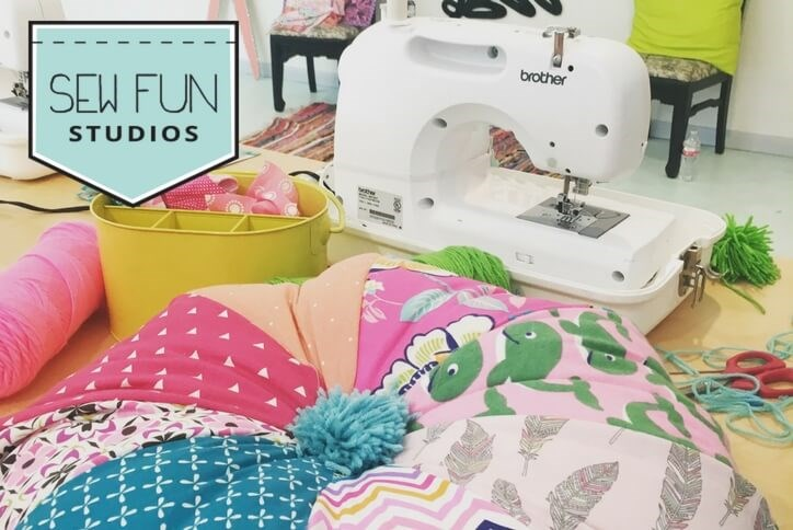 Sew Fun Studios at Get Your Frisco On