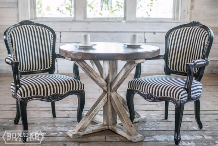 Boxcar House Table