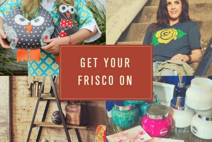 Get Your Frisco On Artisans