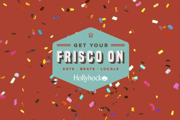 Get Your Frisco On Community Event