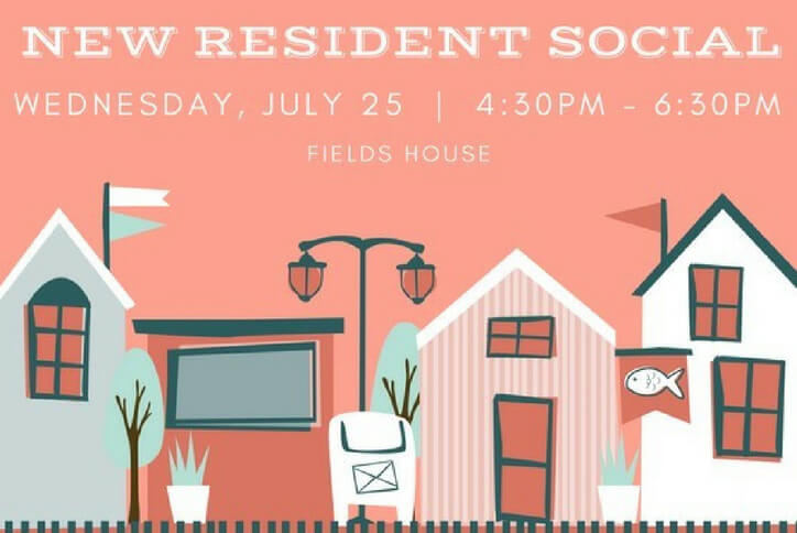 New Resident Social for Hollyhock Residents | Frisco, TX