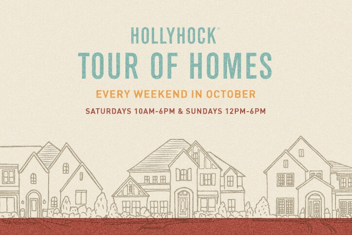 Hollyhock Tour of Homes | Frisco, TX
