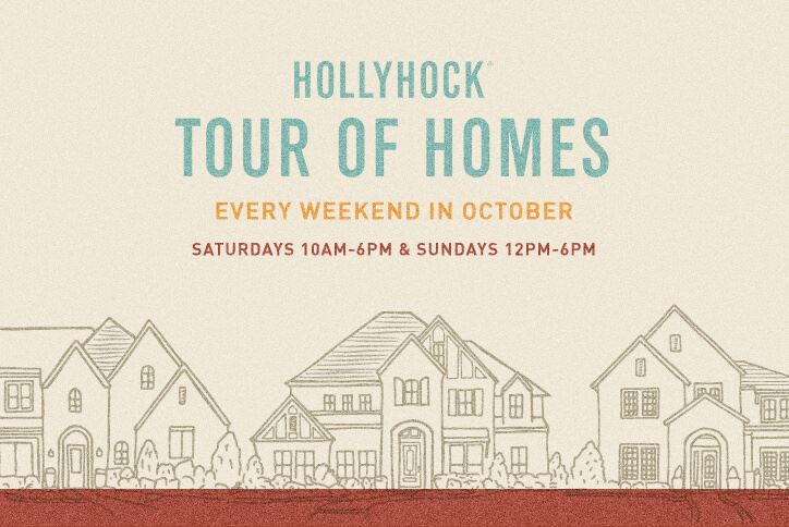 Hollyhock Tour Of Homes Frisco Tx