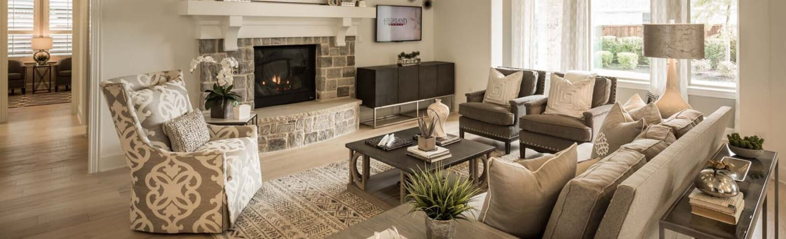 Highland Homes at Hollyhock in Frisco, TX