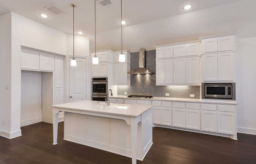 Highland Homes 1798 Coralbead Kitchen 1 in Hollyhock