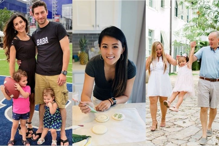 Mompreneurs of Hollyhock, a new home community in Frisco, TX